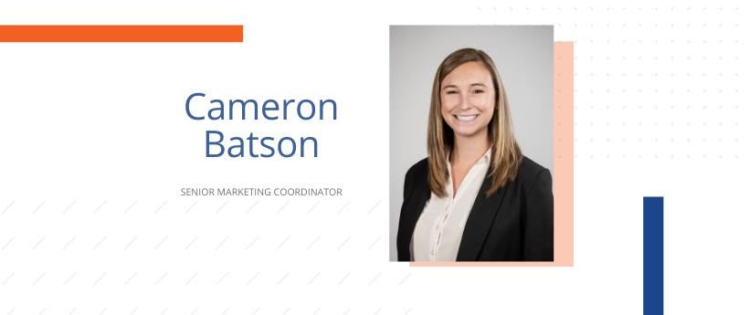 Cameron Batson Joins 35 North
