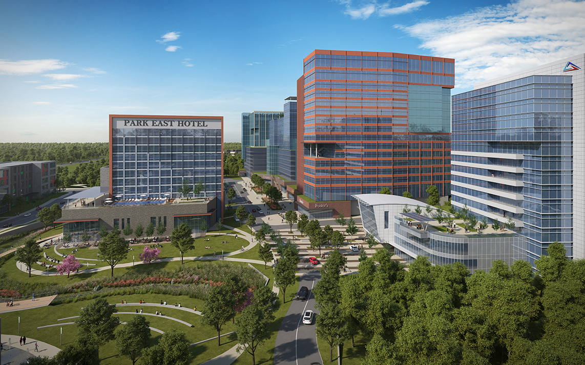35 North Provides Project Management Services for Research Triangle Park Development