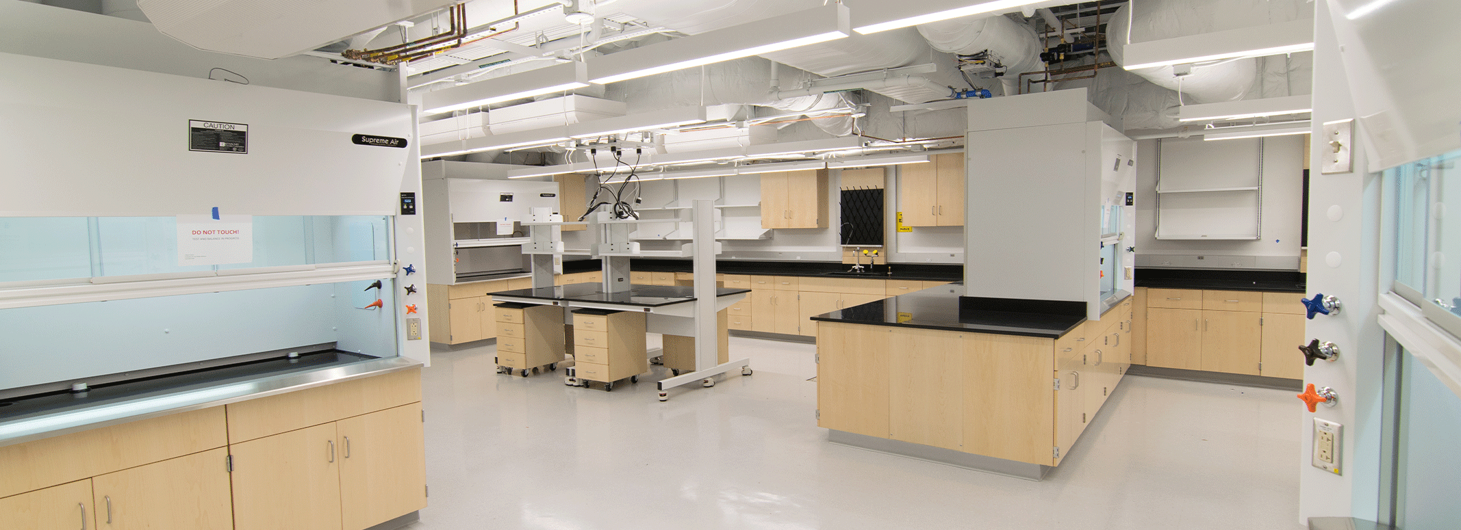 35 North Provides Project and Construction Management Services to RTI International's Herbert Building AMSI Lab Renovation