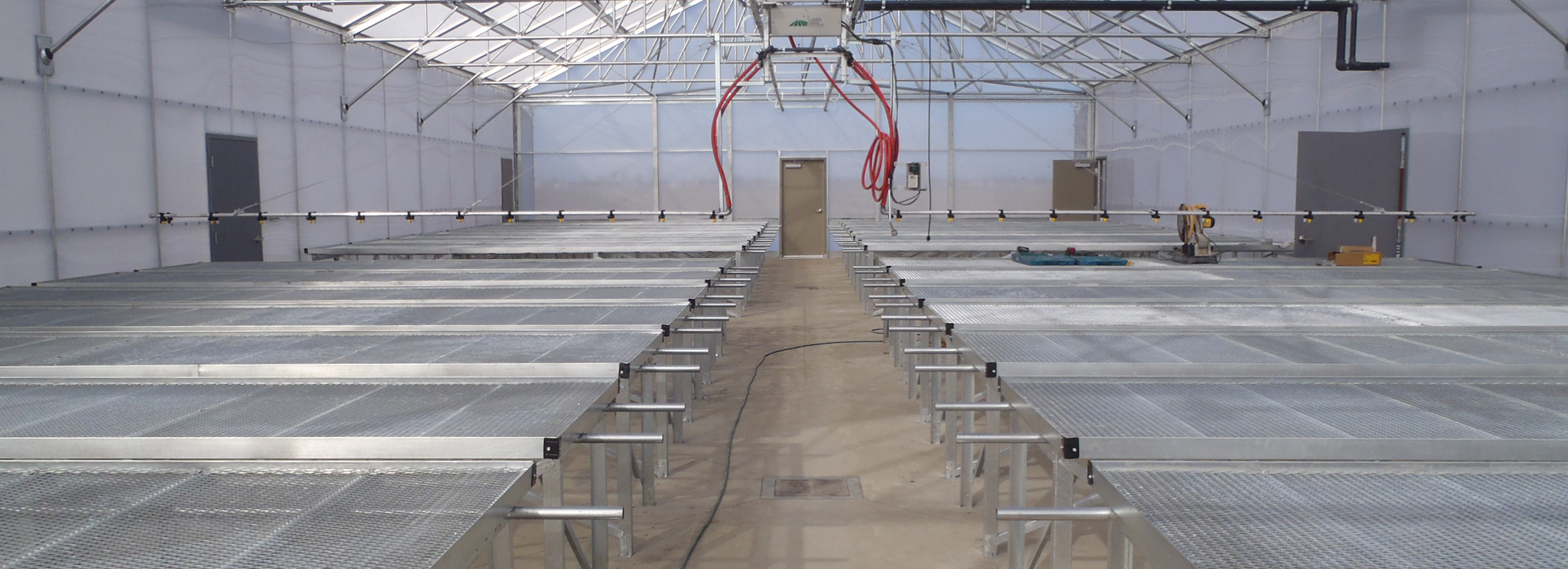 35 North Provides Project and Construction Management Services to Syngenta for the Greenhouse Expansion in Woodland, CA