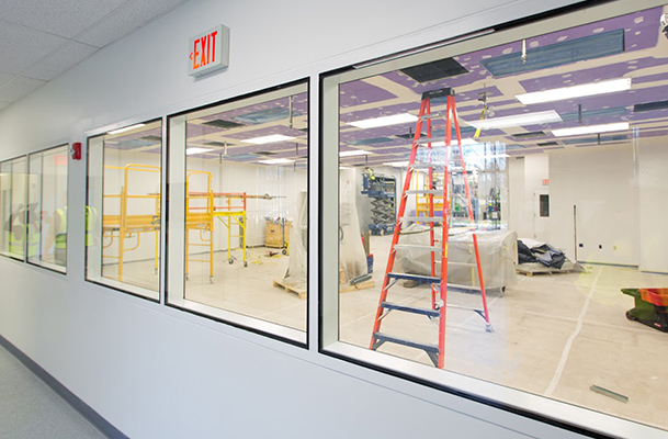 35 North Provides Construction Management Services for Catalent Pharma Solutions' Commercial Inhalation Project in Morrisville, NC