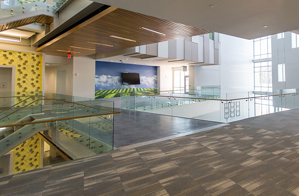 35 North Provides Project Management Services to Syngenta's Innovation Center in Durham, NC