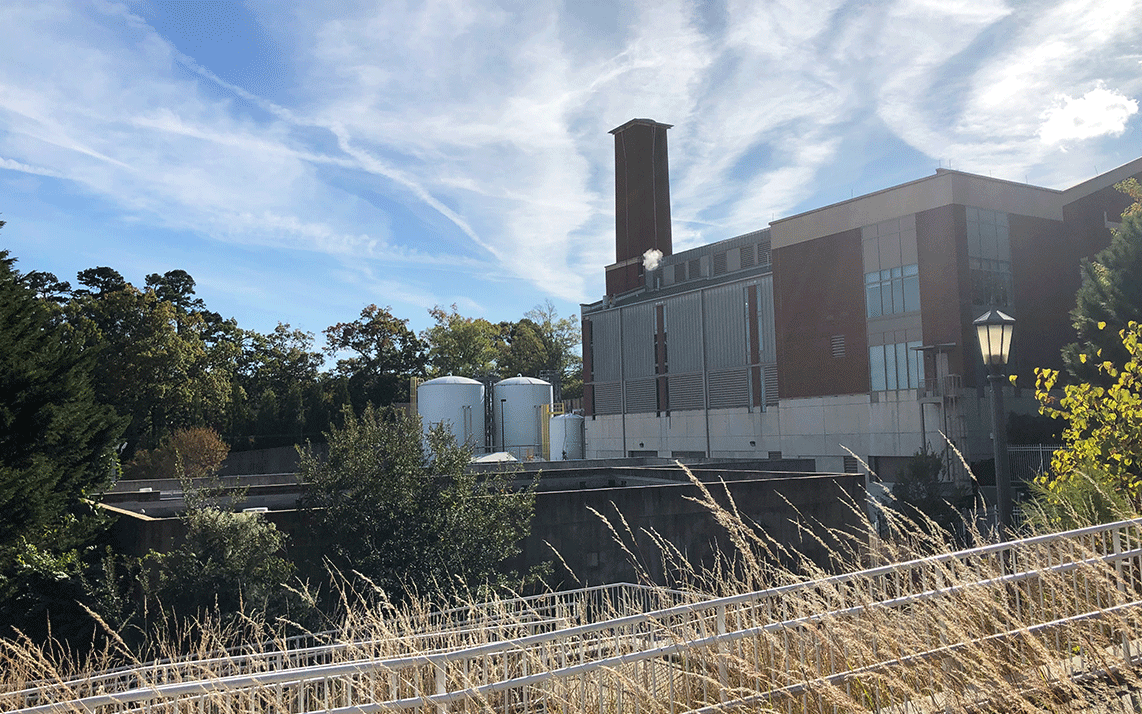 35 North Provides Cost Estimating Services for the UNC Central Generator Shell Building in Chapel Hill, NC