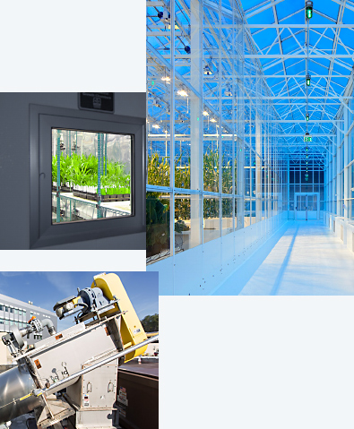 35 North has Agricultural Technology and Greenhouse Construction Expertise