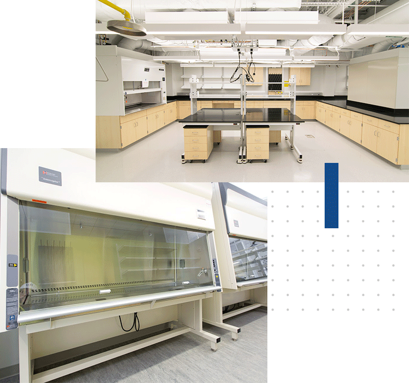 35 North has Expertise in Life Sciences and Laboratories