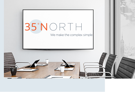 35 North, Rebrand, PEG Contracting becomes 35 North