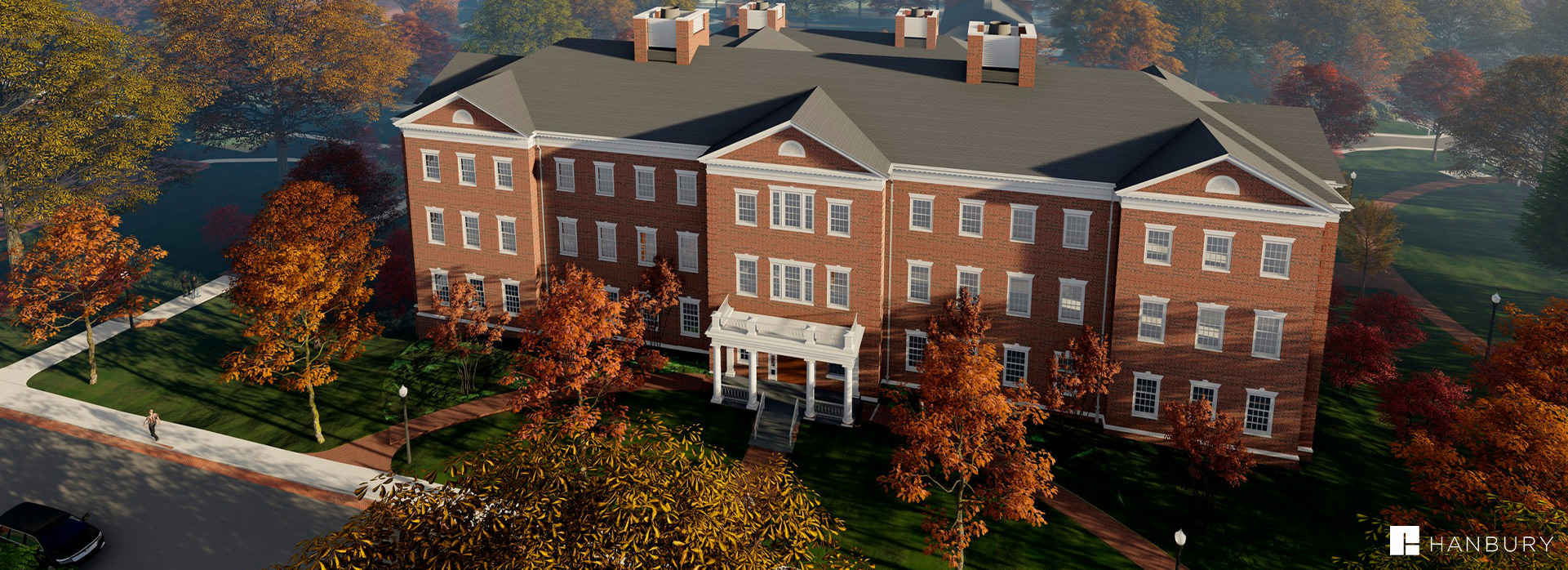 35 North Provides Cost Estimating Services to Hampden-Sydney College for their New Science Building in Hampden-Sydney, VA