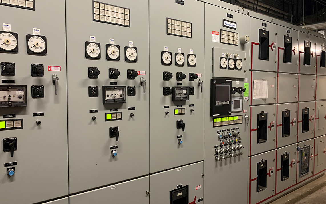 35 North Provides Cost Estimating Services for the Medstar Union Memorial Hospital in Baltimore, MD for their Emergency Power Distribution