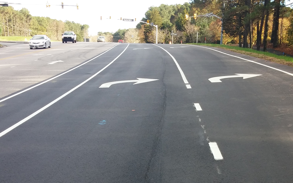 35 North Provides Project and Construction Management Services to Syngenta and NCDOT for Road Work Improvements in Durham, NC