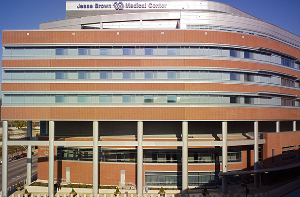 35 North Performs Cost Estimating Services for a Steam and Chilled Water Study at the Jesse Brown Veterans Affairs Medical Center in Chicago, Illinois