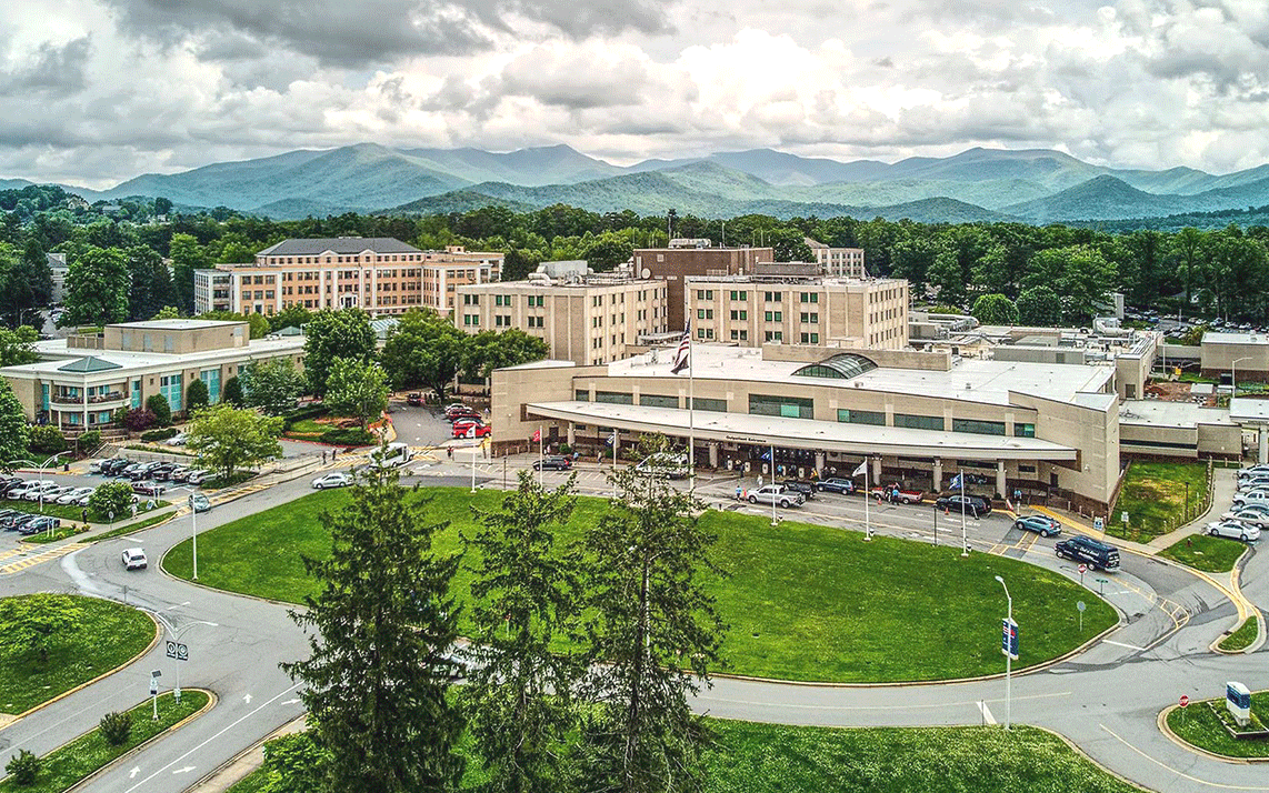 35 North Provides Cost Estimating Services for the Charles George Veterans Affairs Medical Center in Asheville, North Carolina
