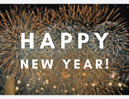 PEG Wishes You a Happy New Year!