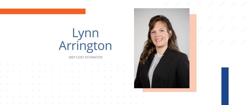 PEG Welcomes Lynn Arrington