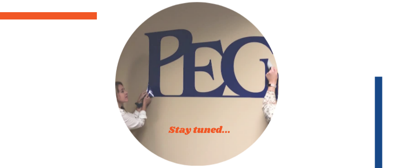 Rebrand Announcement for PEG becoming 35 North