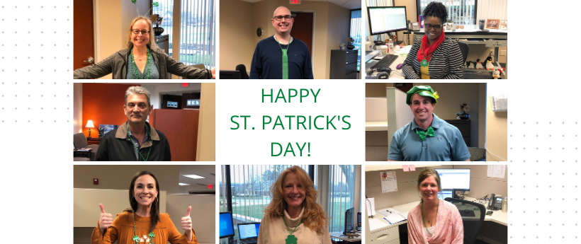 35 North Wishes You a Happy St. Patrick's Day