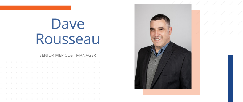 35 North Welcomes Dave Rousseau to the Cost Estimating Team