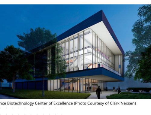 Alamance Community College's Biotechnology Center of Excellence Breaks Ground