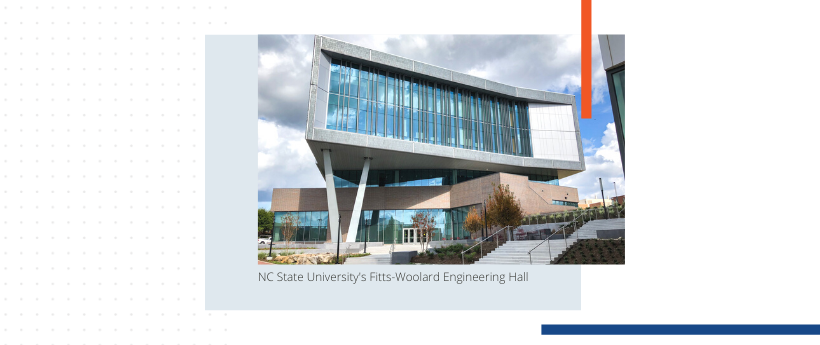 35 North Celebrates Earth Day with Fitts-Woolard Engineering Hall
