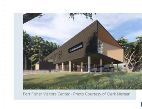 35 North Features Fort Fisher Project on International Museum Day