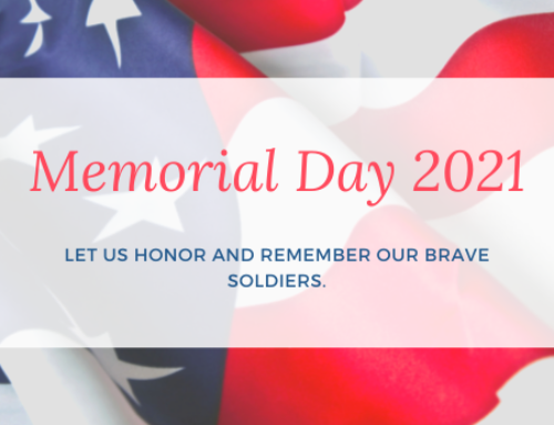 35 North Honors and Remembers on Memorial Day 2021