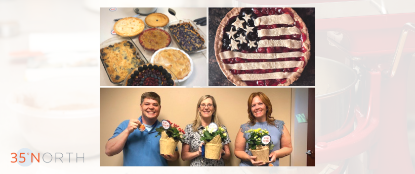 35 North's First Annual Bake-Off 2021
