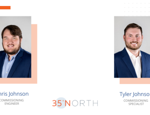35 North Welcomes Chris and Tyler Johnson!