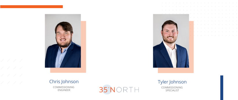 35 North Welcomes Chris and Tyler Johnson